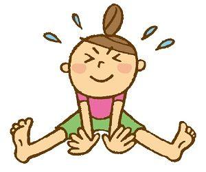 股関節のストレッチが腰痛の改善につながります!