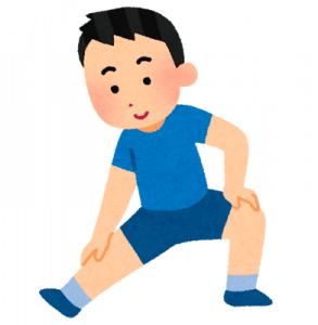 ストレッチなしの運動は効果が薄いばかりか危険です